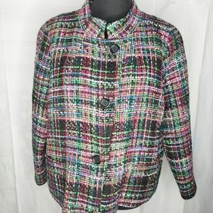 Talbot's blazer, size 16
